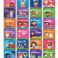 Newmark Learning MySELF Reader Set, Set of 24 Books