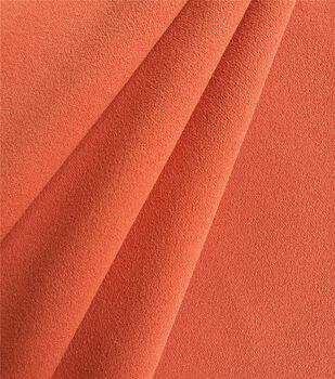 Stretch Crepe Fabric-Solids