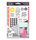 The Happy Planner Girl Mini Accessory Pack-Healthy Hero