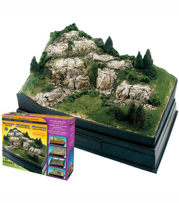 Diorama Kit-Mountain