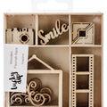 Themed Mini Wooden Flourishes-Snapshot