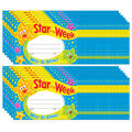 Trend Enterprises Inc. Star of the Week—Way to Shine! Awards, 30/Pack
