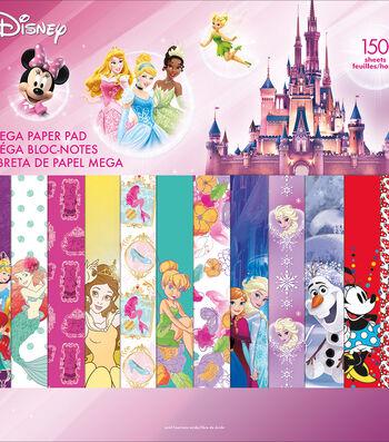 Trends International Disney Girl 2 150-sheets Mega Paper Pad
