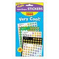 Very Cool! superShapes Stickers Variety Pack 2500 Per Pack, 3 Packs