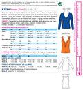 Mccall Pattern K3784 Xs-S-M-L-X-Kwik Sew Pattern