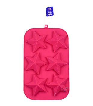 Land of the Free Baking Patriotic Treat Mold-Star