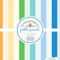 Doodlebug Petite Prints Double-Sided Cardstock 12\u0022X12\u0022-Anchors Aweigh