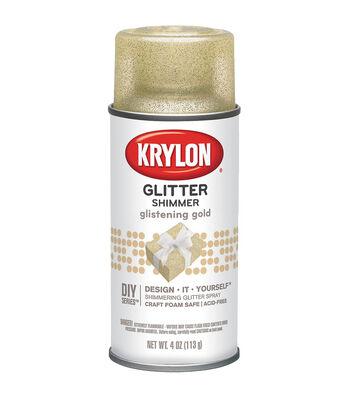 Krylon 4 oz. Glitter Shimmer Aerosol Spray