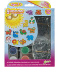 Suncatcher Group Activity Kit-12PK/Zoo