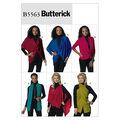 Mccall Pattern B5563 Y (Xsm-Sml-Butterick Pattern