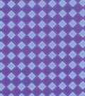 Keepsake Calico Cotton Fabric -Purple Diamond Geo