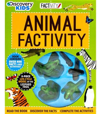 Discovery Kids Animal Factivity Kit