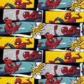 Marvel Spider-Man Cotton Fabric-Stack