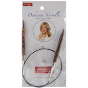 "Deborah Norville Fixed Circular Needles 24"" Size 11/8.0mm, , hi-res"