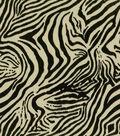 Richloom Studio Fabric 55\u0022-Marvelous Zebra