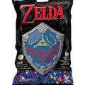 Perler The Legand of Zelda Hylian Shield Beads & Pattern Kit