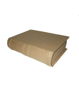 Large Paper Mache Book