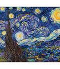 Diamond Embroidery Facet Art Kit 23\u0022X19\u0022-Starry Night (Van Gogh)