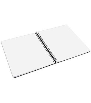 """Proart 11""""x14"""" Spiral Bound Sketch Book"""