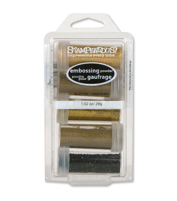 Glamour Embossing Kit