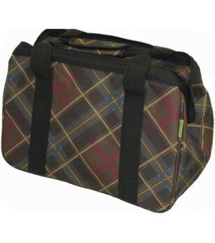 "JanetBasket Eco Bag 18""X10""X12""-Vintage"