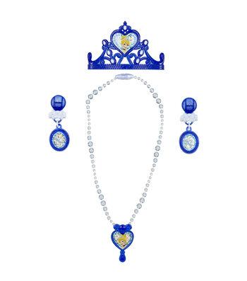 Disney Princess Cinderella Sparkle Jewelry Set