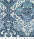 P/K Lifestyles Multi-Purpose Decor Fabric 56\u0022-Woven Narrative Aegan