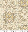 Waverly Upholstery Fabric 54\u0027\u0027-Astrid Flax