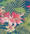 Tommy Bahama Outdoor Fabric-Ocean Floral Carib