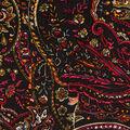 Sportswear Stretch Corduroy Fabric -Boho Floral