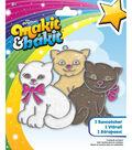 Makit & Bakit Glittering Suncatcher Kit Kittens