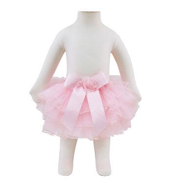 Maker's Halloween Infant Ruffled Tutu-Pink