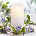 Hudson 43 3\u0027\u0027x6\u0027\u0027 Motion Flame LED Candle-White