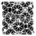 The Crafter\u0027s Workshop Rebekah Meier 6\u0027\u0027x6\u0027\u0027 Stencil-Distressed Lace