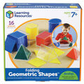Learning Resources Folding Geometric Shapes, Pack of 16