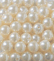 Darice Big Value! 16mm Pearl-55PK/White, , hi-res