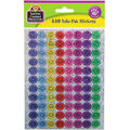 Teacher Created Resources Happy Face Sparkle Mini Stickers Valu-Pak 6 pk