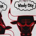 Chicago Bulls Cotton Fabric -Vintage Logo