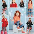 Simplicity Pattern 1180HH 3-4-5-6 -Children