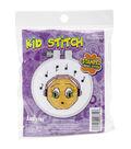Janlynn Kid Stitch Stamped Cross Stitch Kit-Singing Along