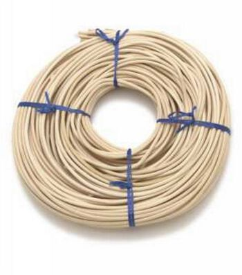 Round Reed #6 4.25-4.5mm 1 Pound Coil Approx 160'