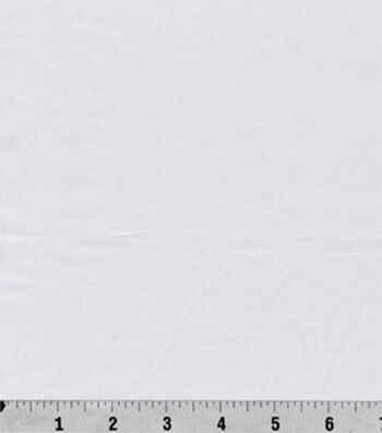 2 Yard Pre-Cut Kona Quilt Cotton Fabric Remnant-White