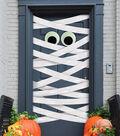Maker\u0027s Halloween Door Decorating Kit-Mummy