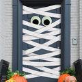 Maker\u0027s Halloween Craft Mummy Door Decor Kit