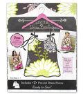Little Dress Boutique Cotton Fabric-Haley Dress