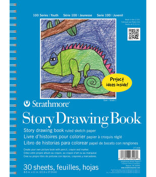 Strathmore Kids Drawing Story Book