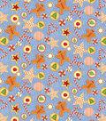 Christmas Cotton Fabric 44\u0022-Christmas Cookies