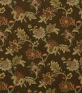 Home Decor 8\u0022x8\u0022 Fabric Swatch-Jaclyn Smith Percy-Coffee