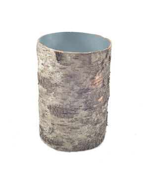 Bloom Room Large Birch Metal Container