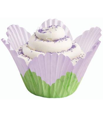 Wilton Baking Cups-15PK/Petal Lavender